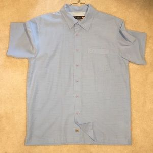 Quiksilver Watermen Collection- Short Sleeve Shirt